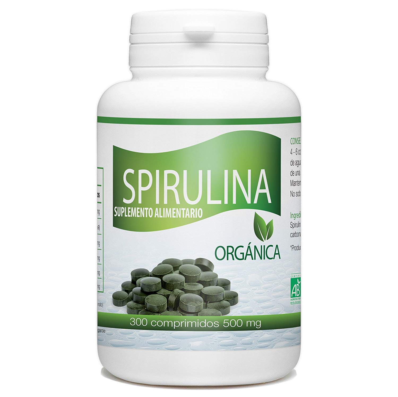 Espirulina pastillas para bajar de peso